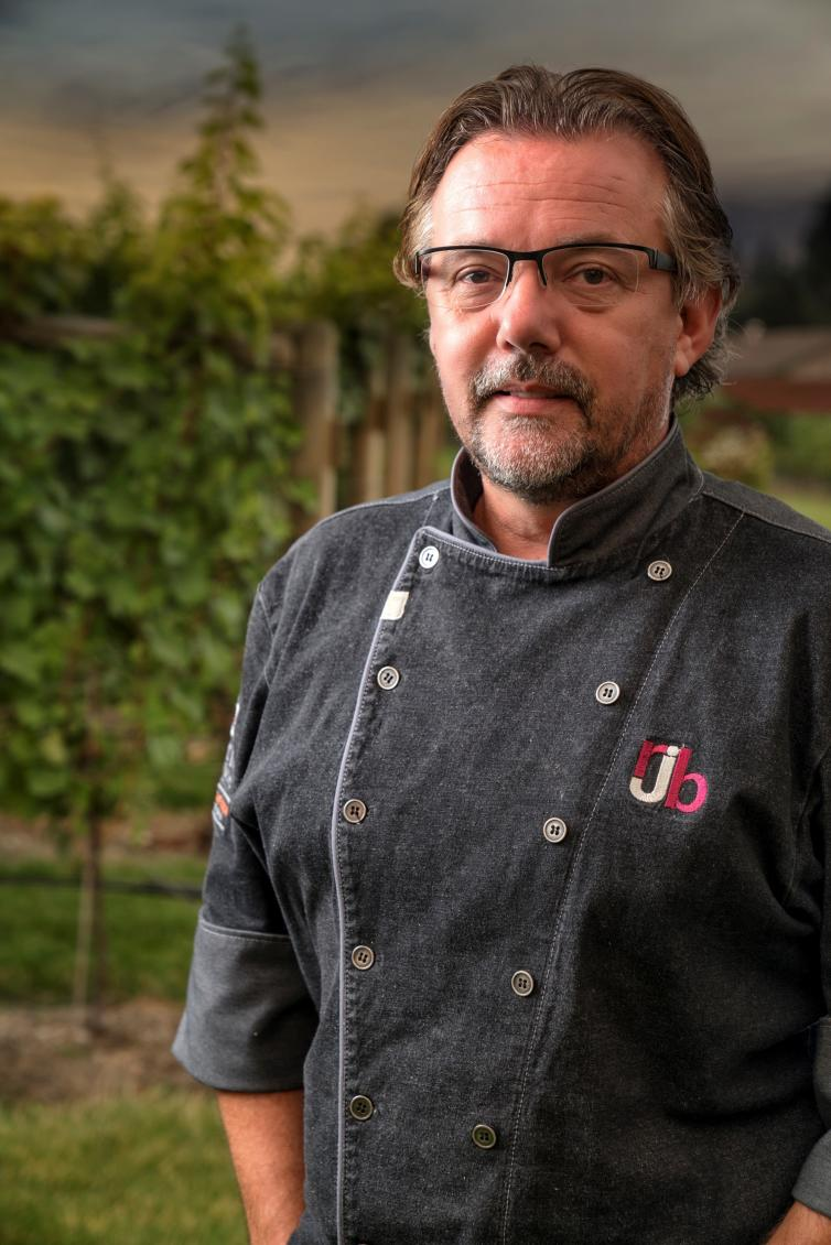 Chef Rod Butters
