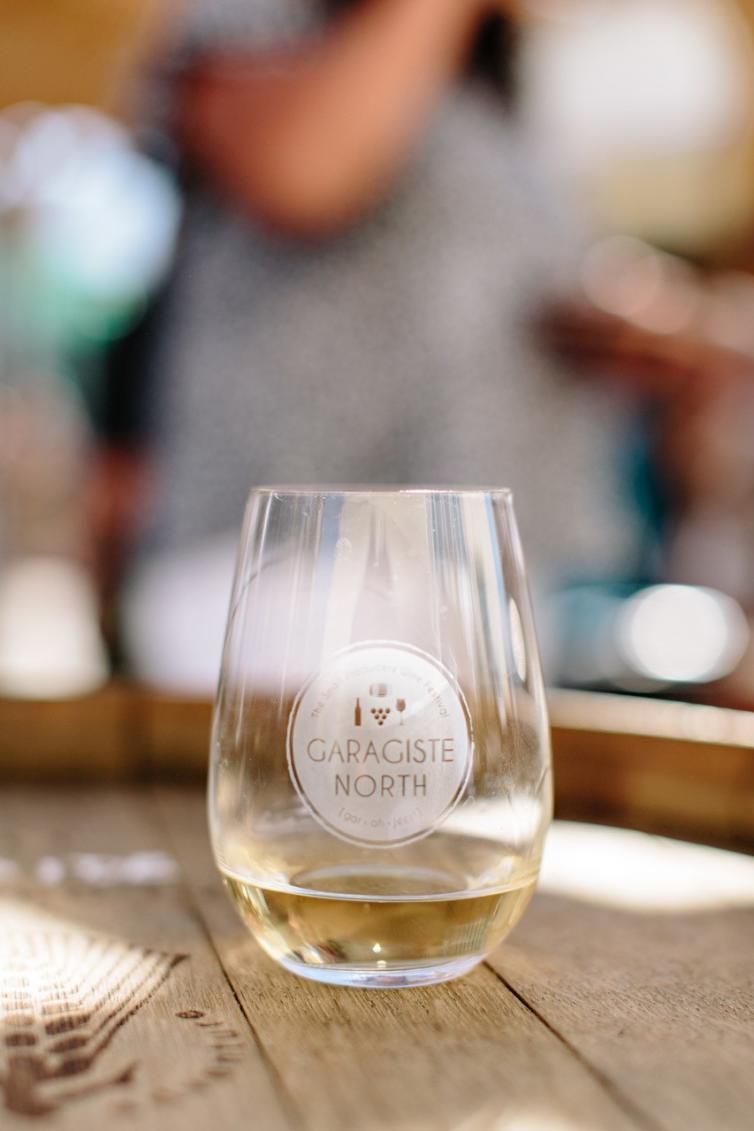 Garagiste North Wine Glass