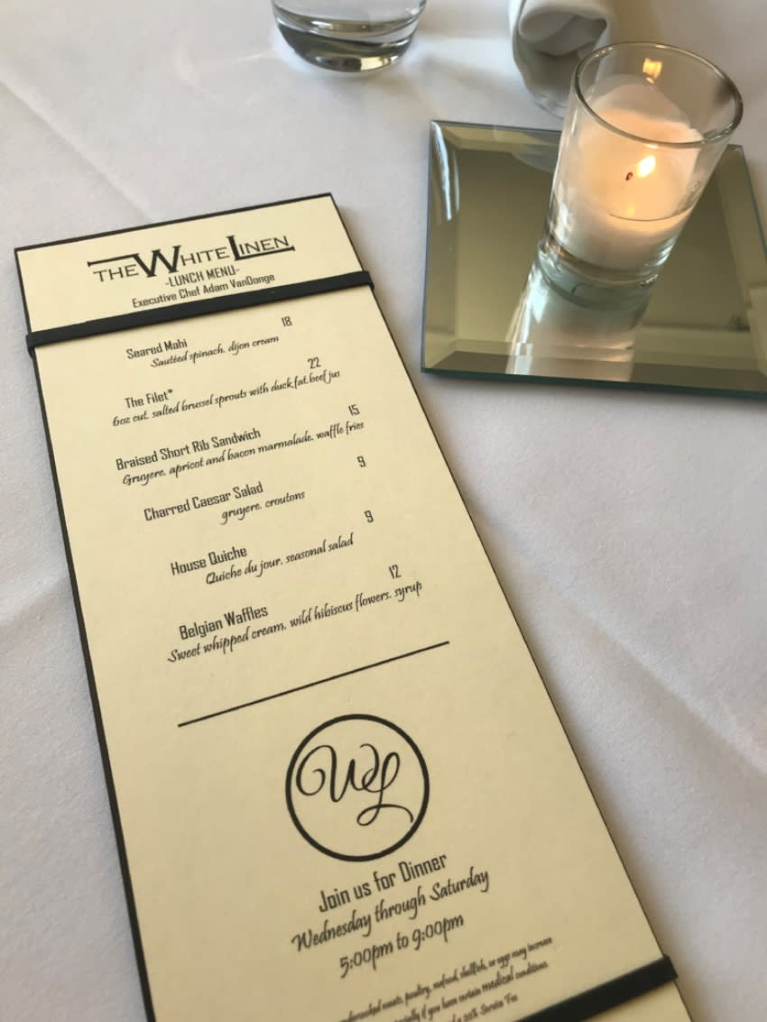Copy of whitelinenmenu