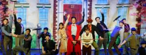 Mary Poppins Woodstock Playhouse