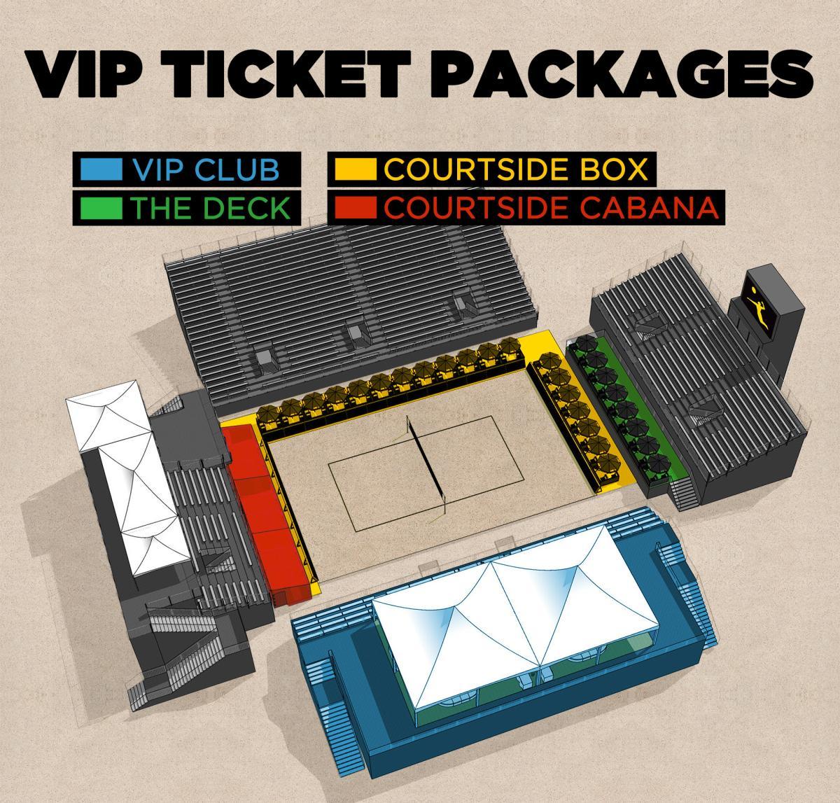 Huntington Beach AVP Volleyball tickets