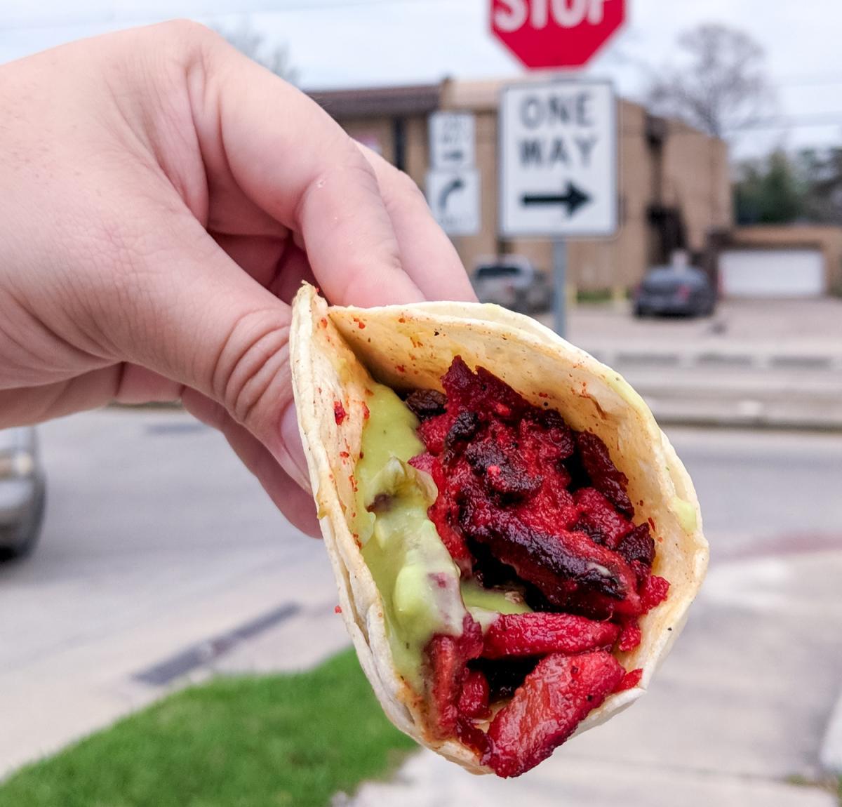Tacos at Taco Nazo