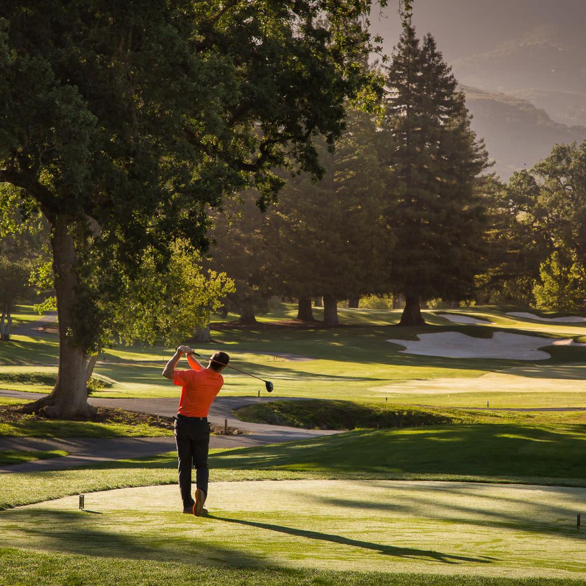 Silverado Golf Square