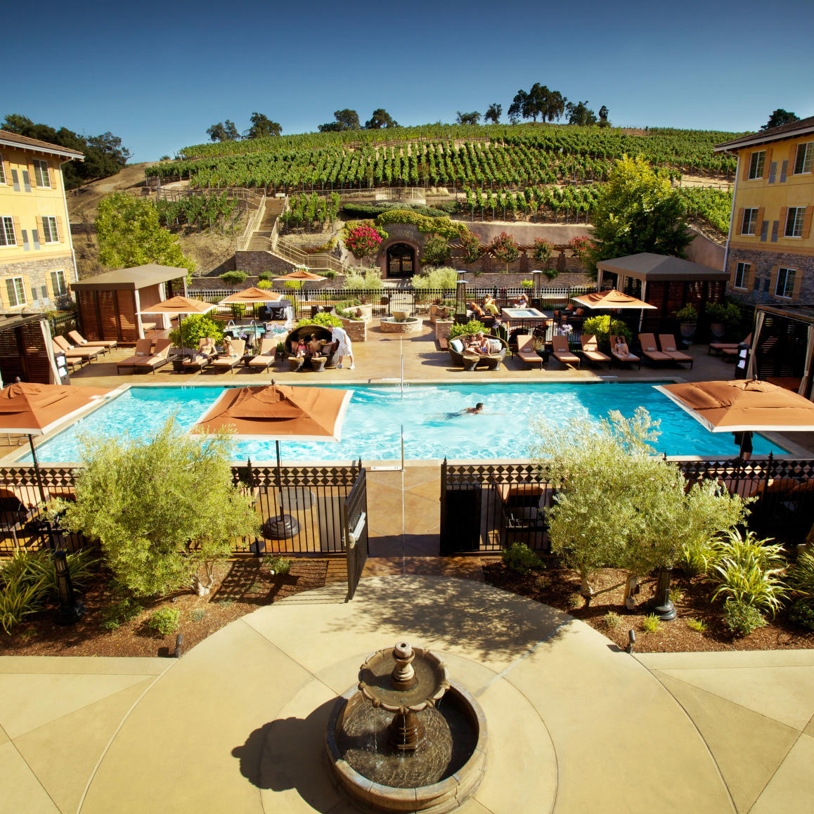 The City Of Napa Sits At Southern End Valley Once A Jumping Off Point For Wine Country Excursions Has Undergone Renaissance