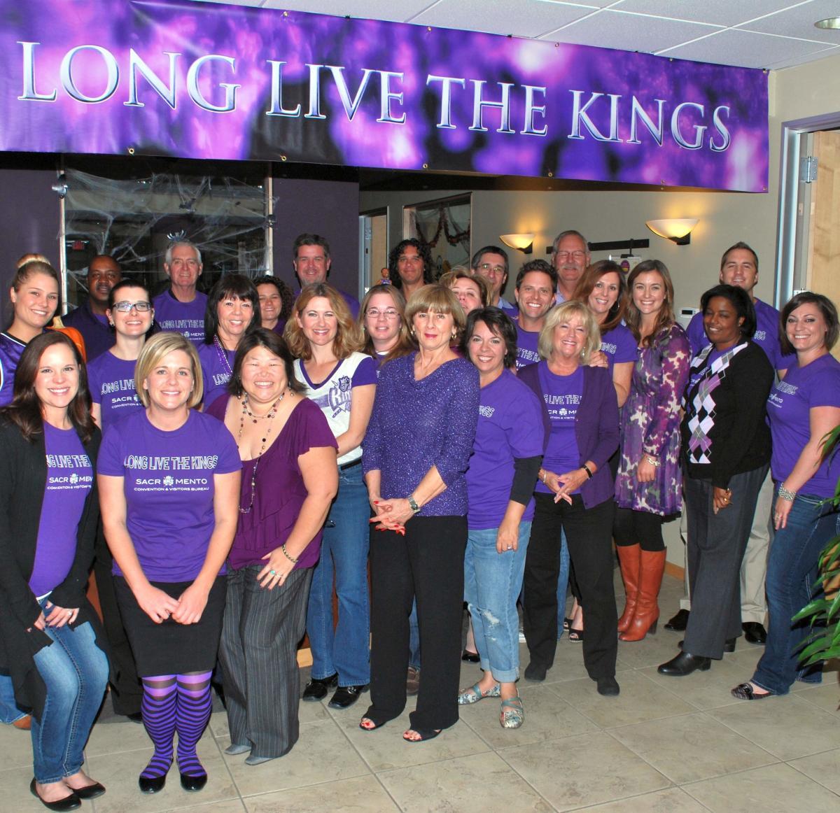 Staff Purple