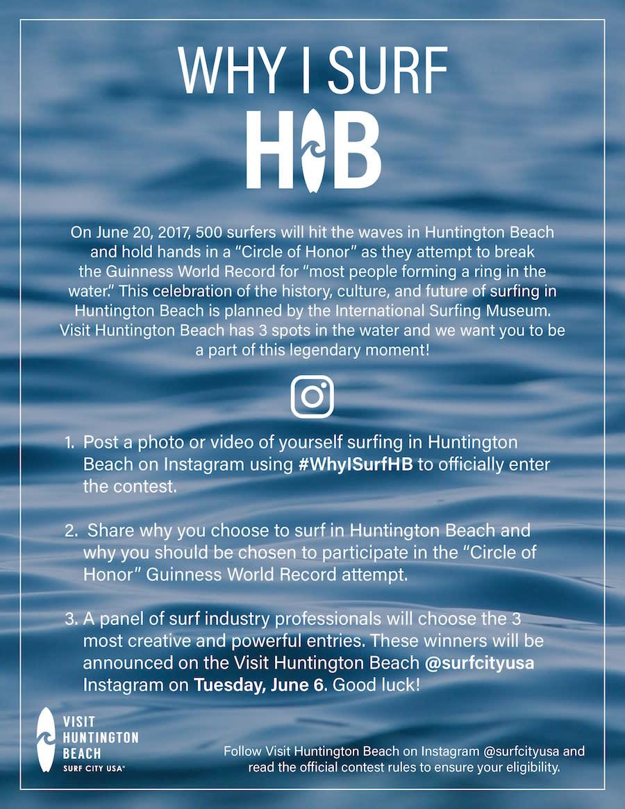 Why I Surf HB Info
