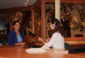 Audio tour: Allison Buckley, Adirondack Council, with Kezia Simister, Richard Lewis Media Group