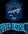 River District Association logo