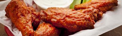 Things to do Food n Drink - Buffalo Wings