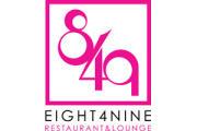 Eight4Nine Logo