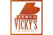 Vicky's of Santa Fe logo