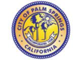 City of Palm Springs logo