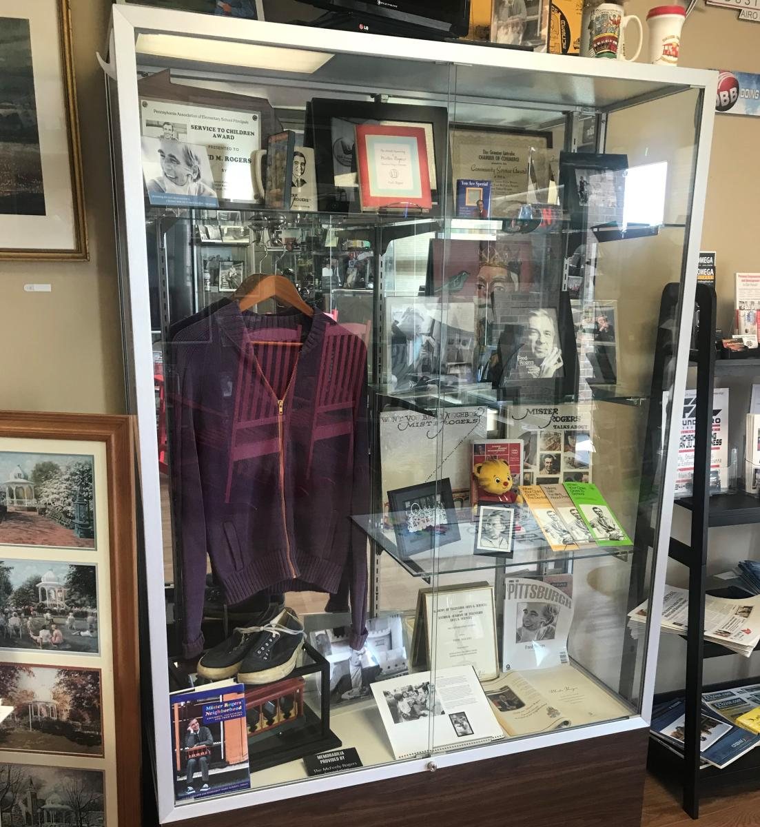 Fred Rogers Trail Greater Latrobe Valley Chamber of Commerce