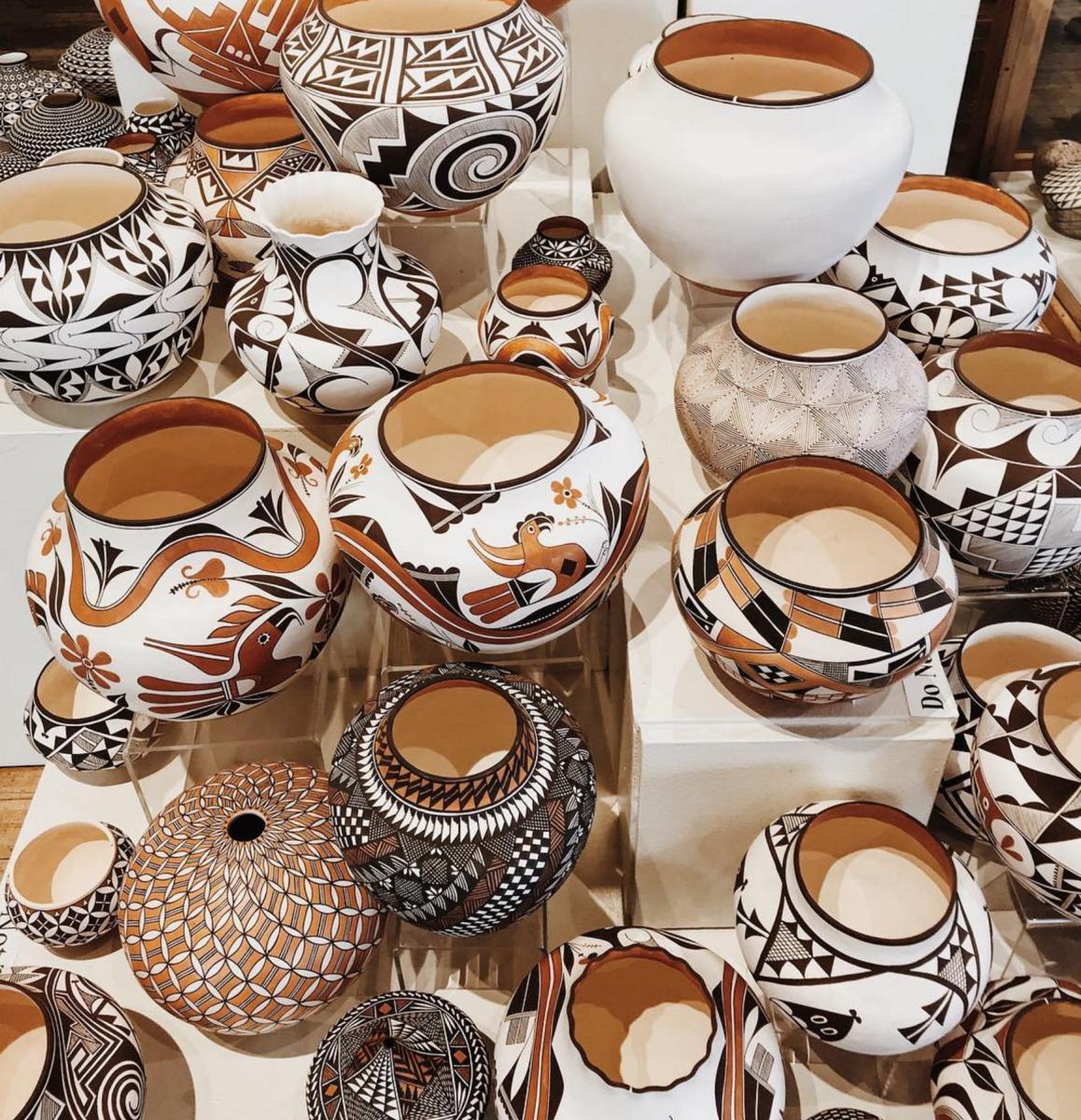 Andrea Fischer Pottery