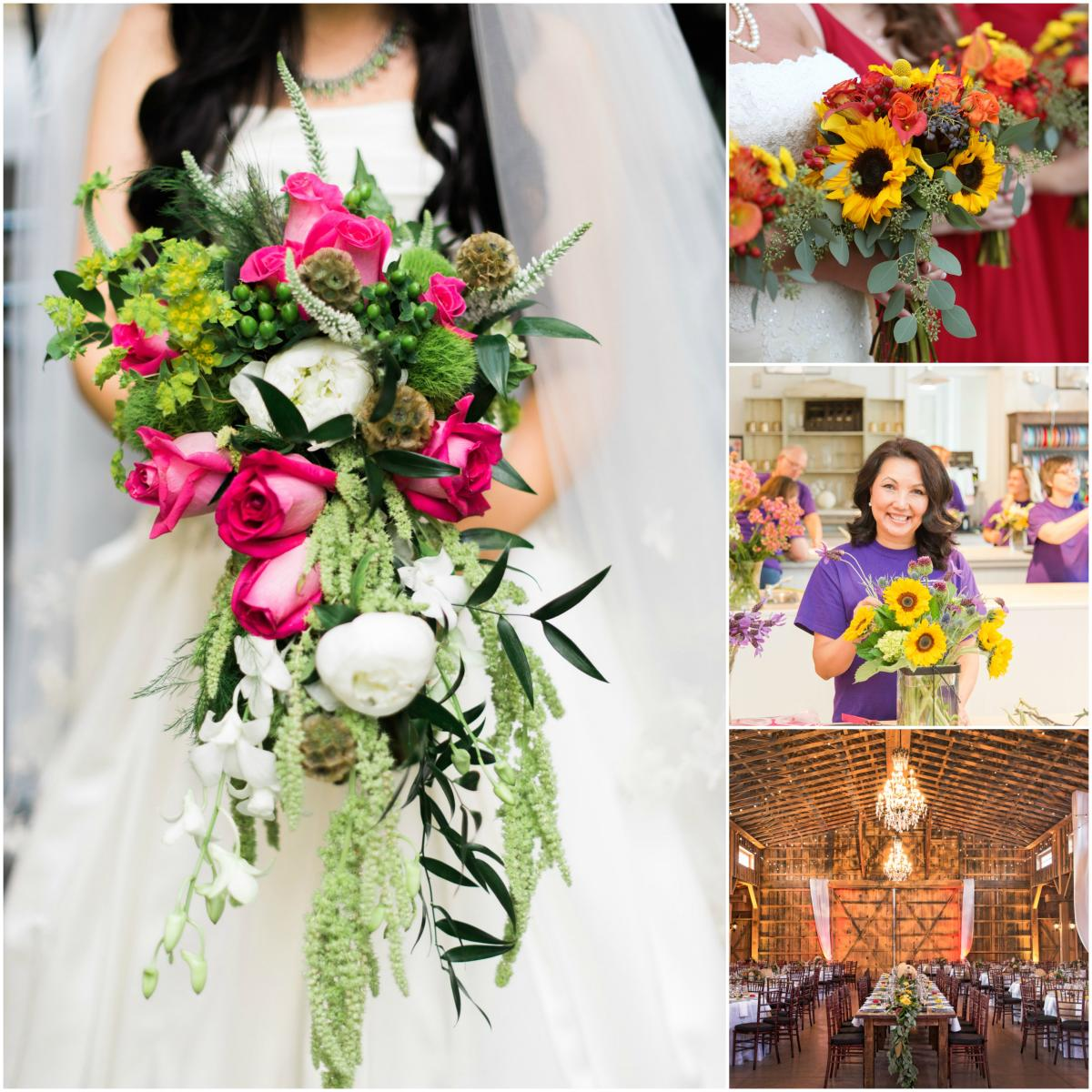 Mulberry Weddings Collage