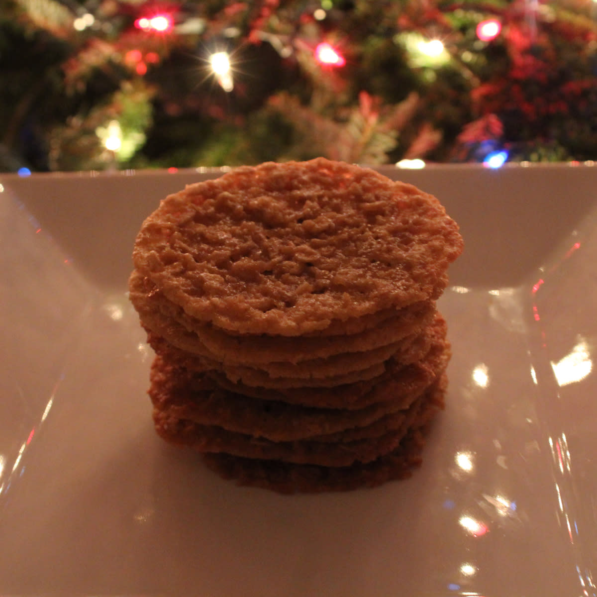 Kim Lilly Lace Cookies