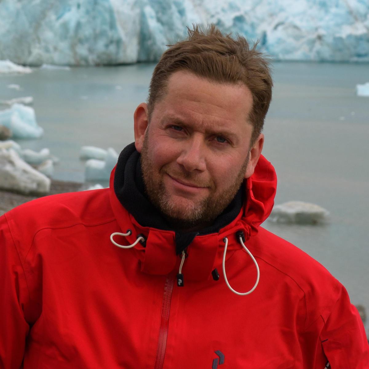 Daniel Skjeldam Hurtigruten