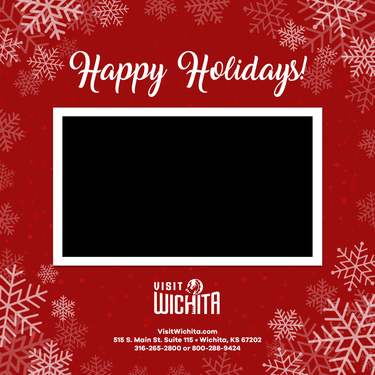 Holiday Card Landing Page 2018