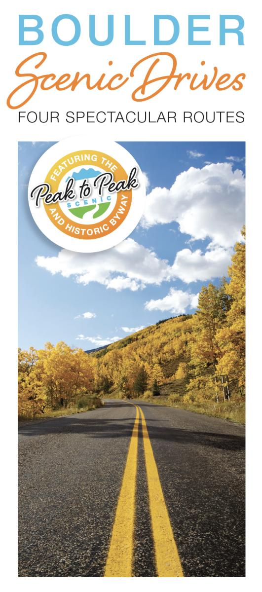 Boulder Scenic Drives