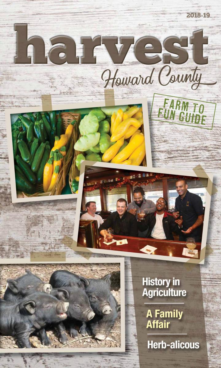2018-2019 Harvest Guide