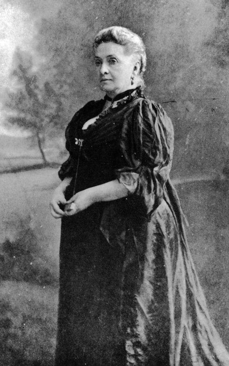 Isabella Bird Portrait
