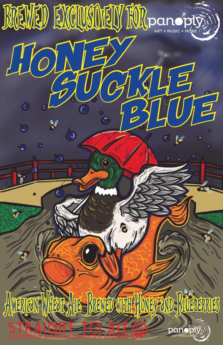 Panoply Beer 2017 Honeysuckle Blue