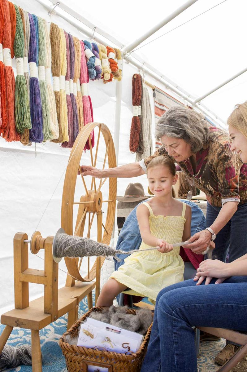 evfac yarn making