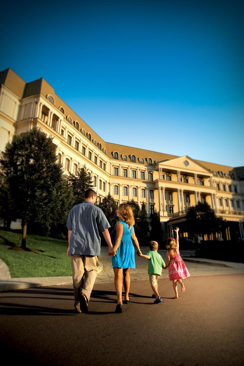 Chateau Lafayette, Nemacolin Woodlands Resort