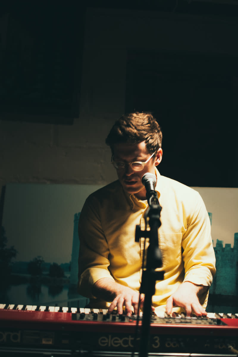 Favorite Local Band - J.E. Sunde - Photo by: Kelsey Smith