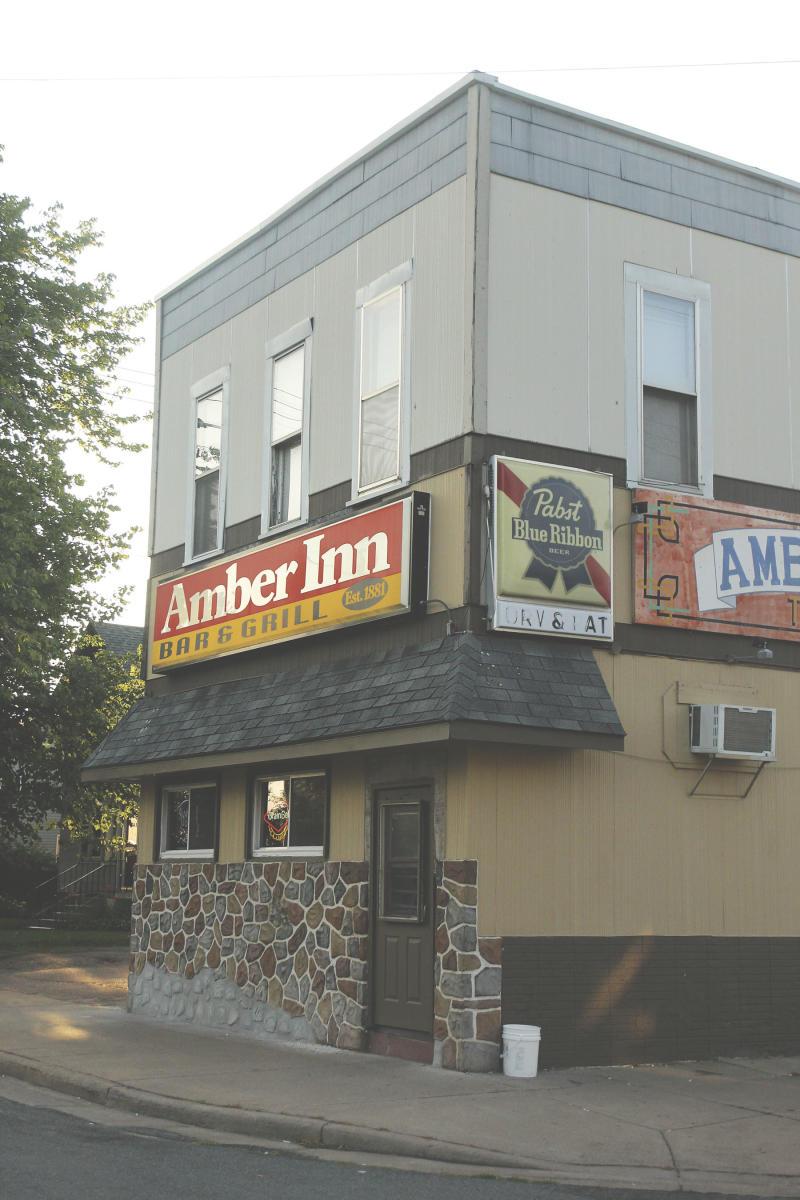 Amber Inn Bar