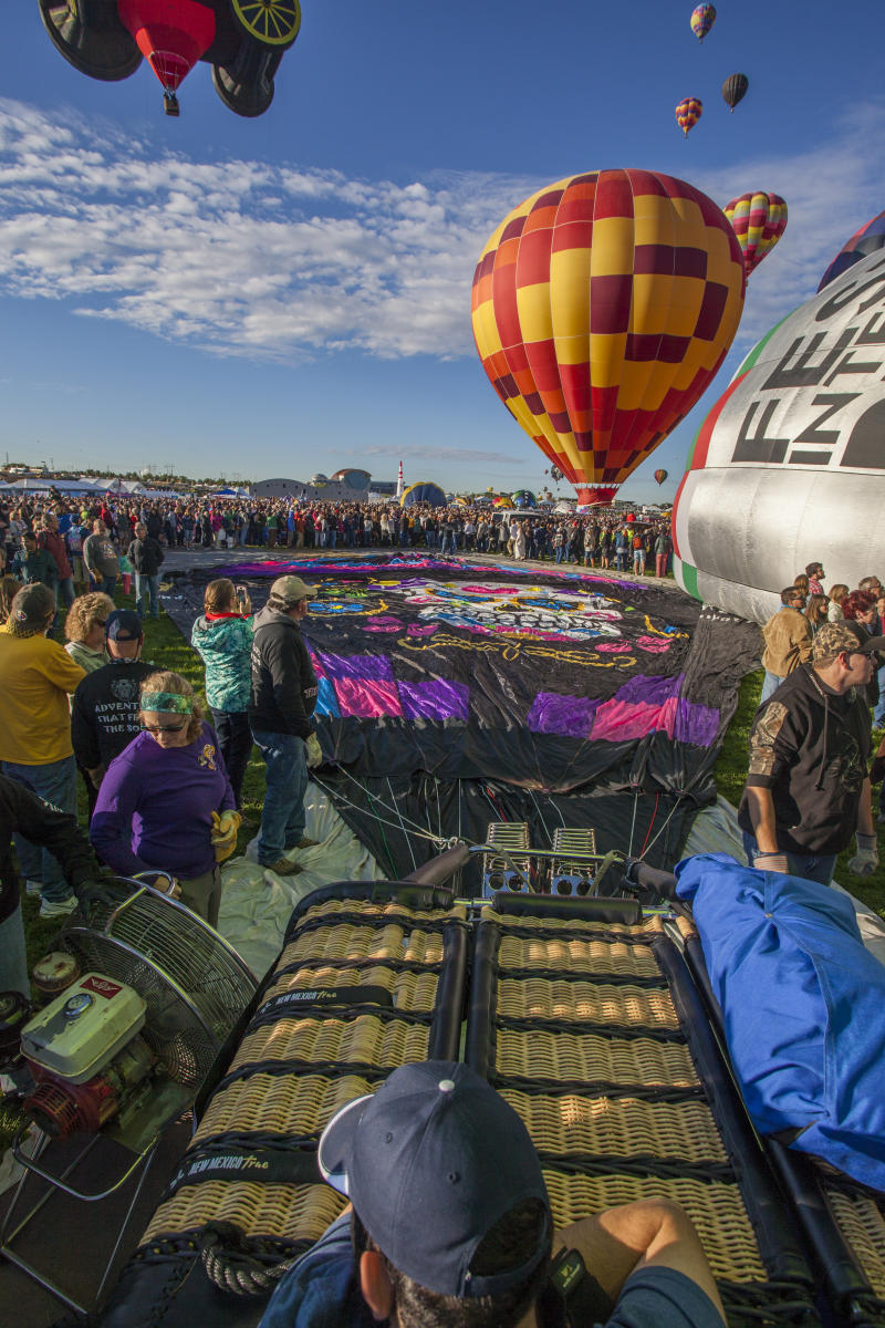 Balloon Fiesta True Lee