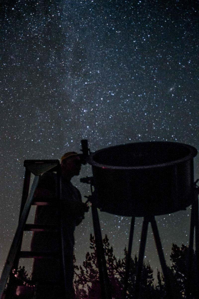Bandelier Star Party