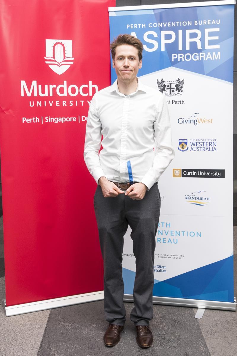 2018 Murdoch Aspire Winner