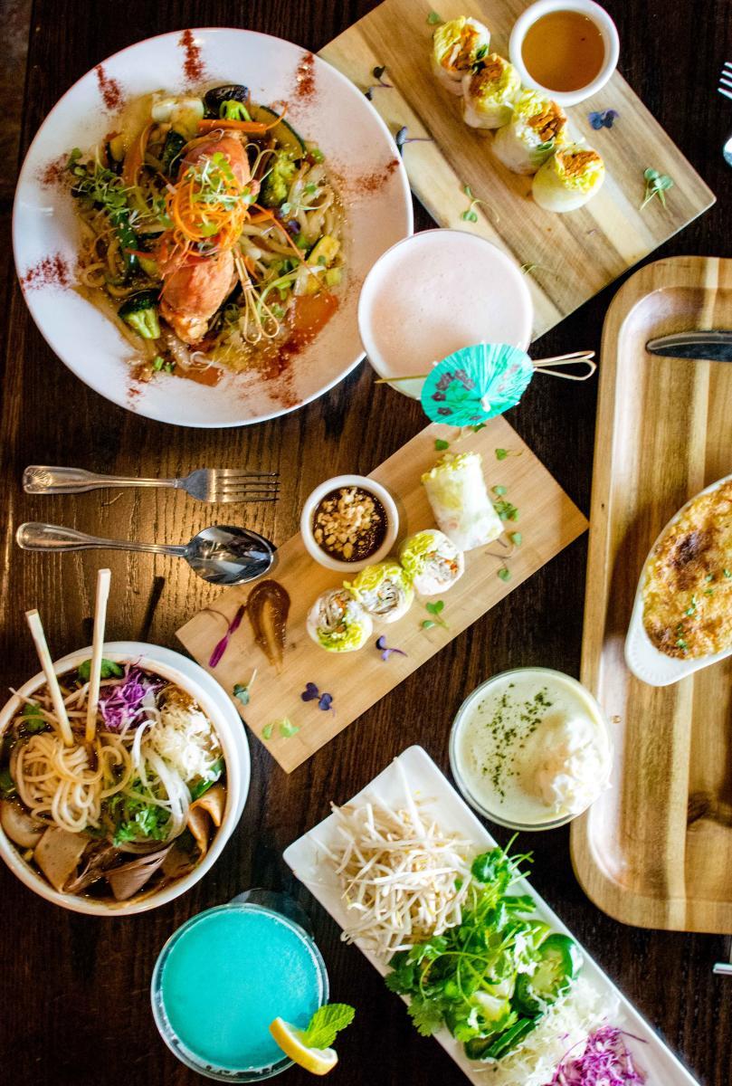 Blu Basil Food Spread