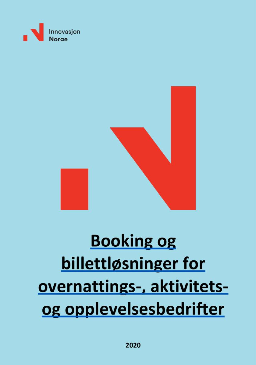 Booking og billettløsninger