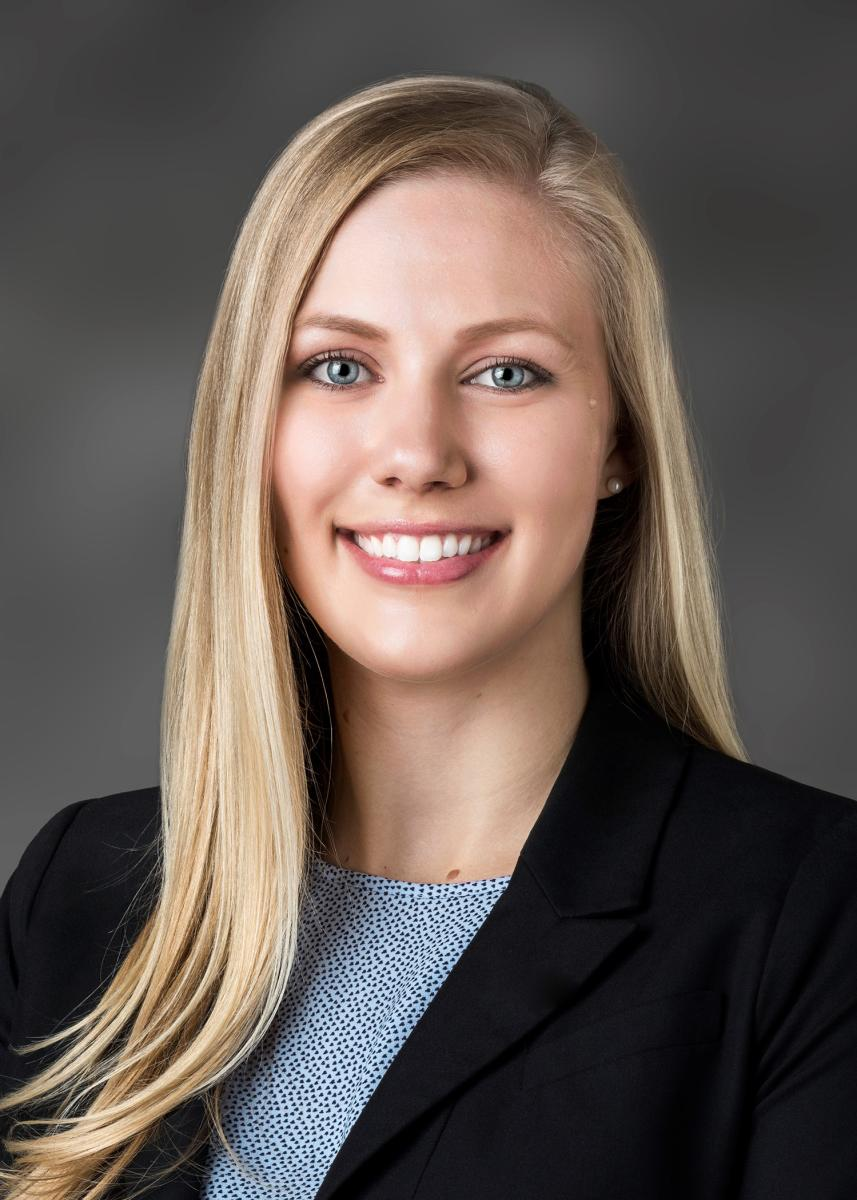 Kayla Gostnell, Sports Sales & Services Manager