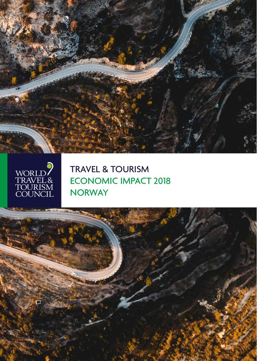 Travel and tourism - economic impact 2018