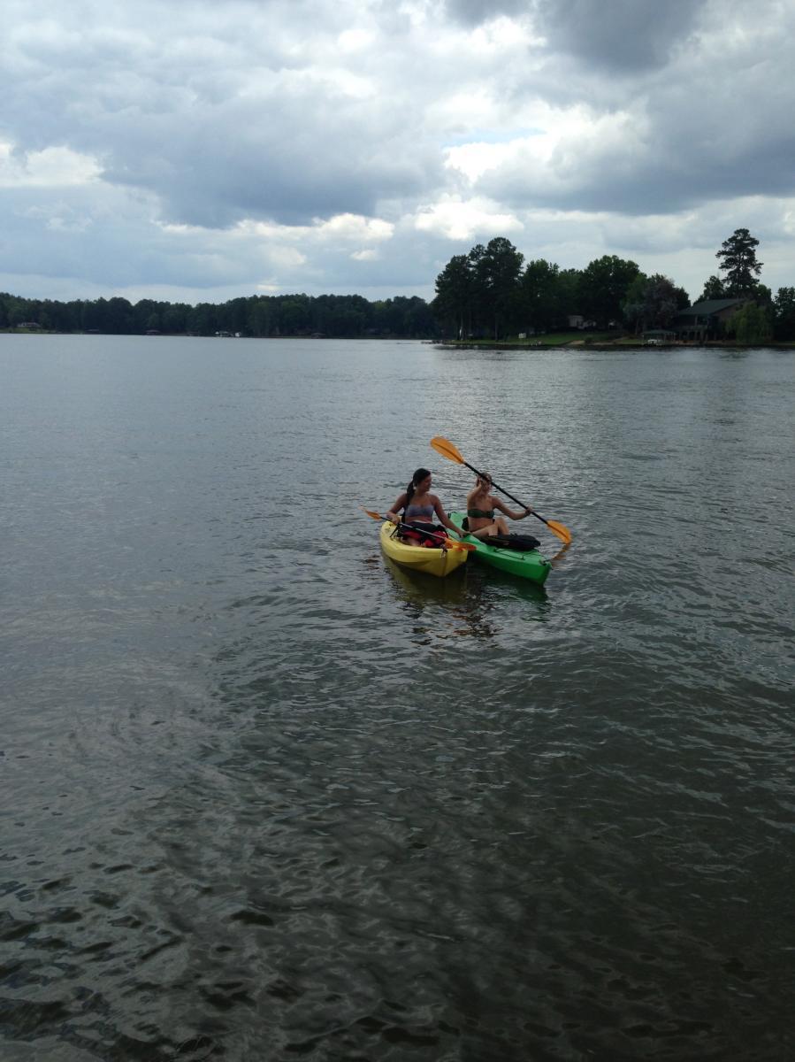 Lake Sinclair Sam