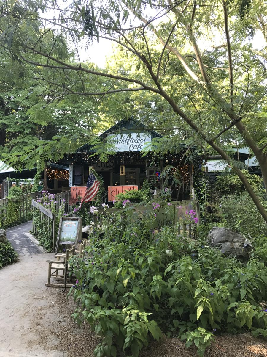 Wildflower Cafe