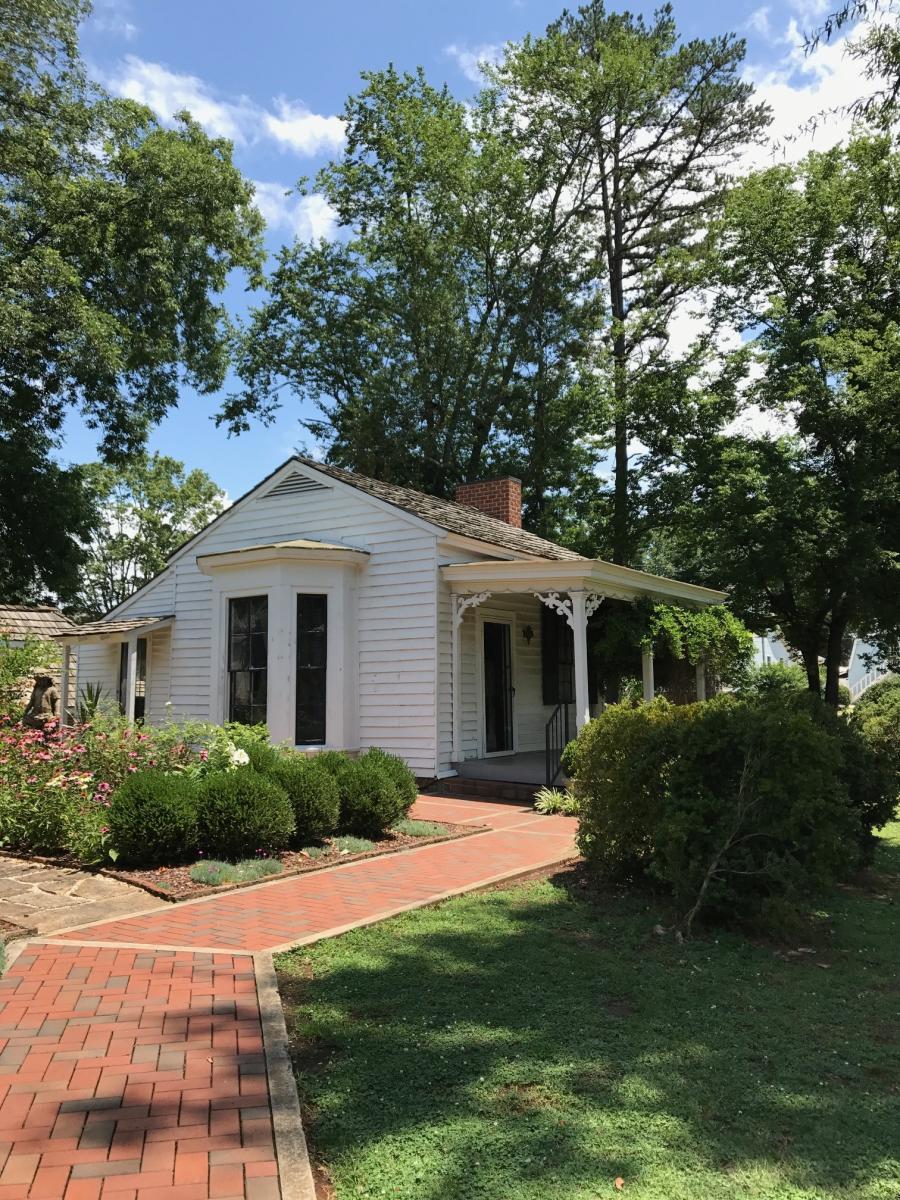 Carley's Adventures: Helen Keller's Birthplace
