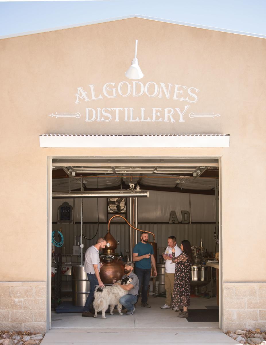 Algodones Distillery