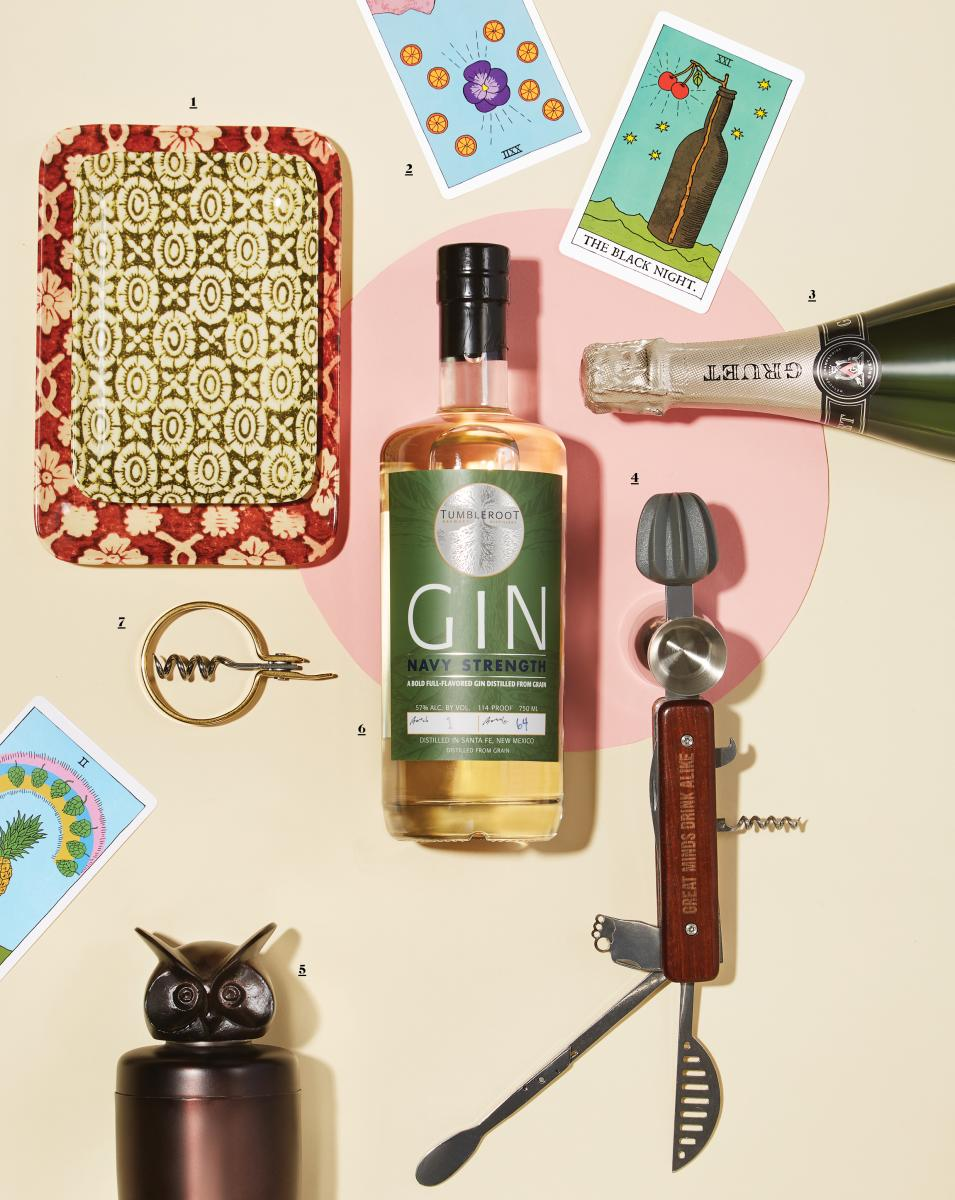 2018 Holiday Gift Guide-Mixologists Gifts
