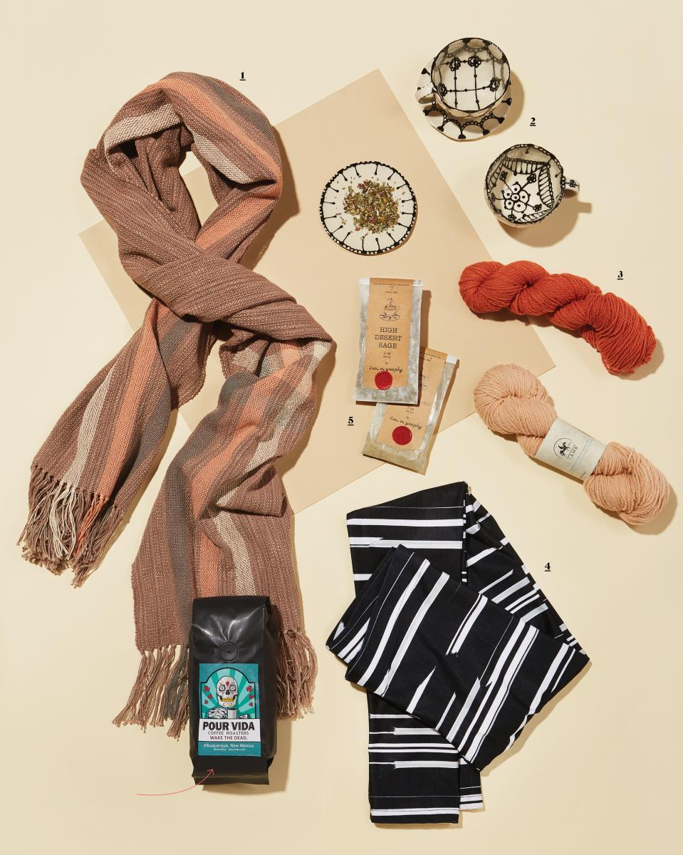 2018 Holiday Gift Guide-Cozy Gifts