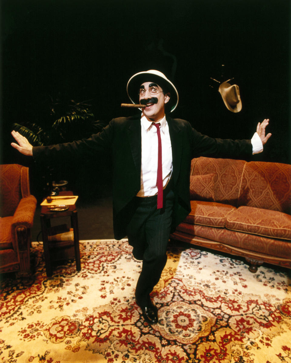 Groucho at Bucks County Playhouse