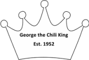 George the Chili King Logo