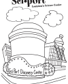Coloring Page - Sci-Port Discovery Center