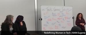 Redefining Women in Tech at RAIN Eugene