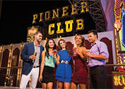 Pioneer Club International Friends