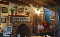 Farmhouse Cafe & Tea Room at the Flower & Herb Barn