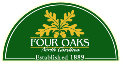 Town of Four Oaks Logo